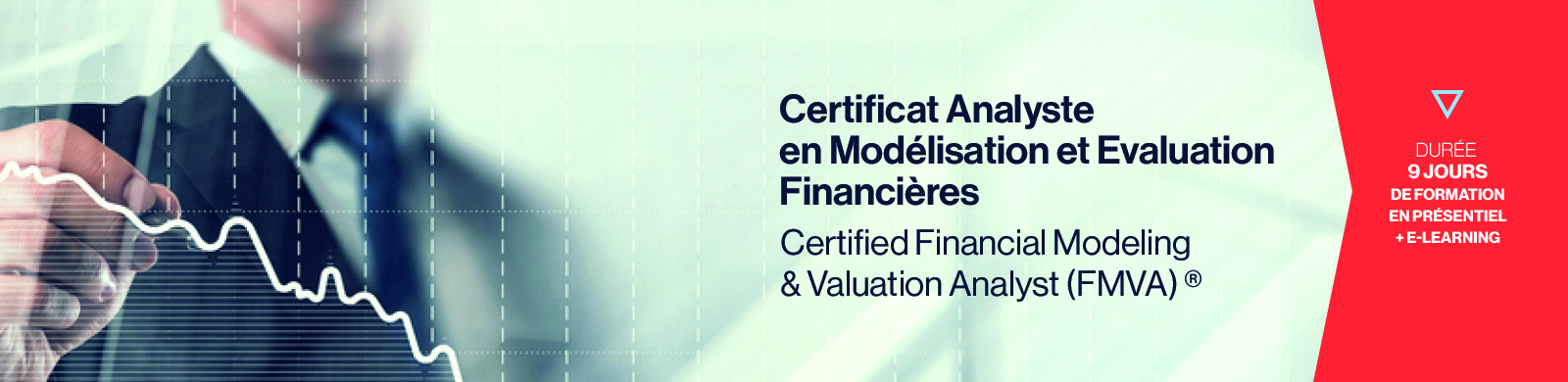 CERTIFICAT ANALYSTE EN MOD2LISATION FINANCIERE EN EVALUATION