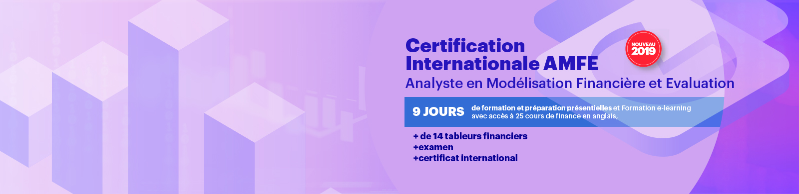 Certified Financial Modeling & Valuation Analyst (FMVA)®
