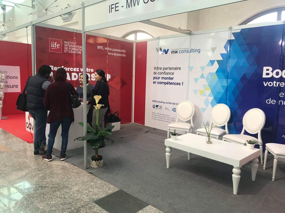 Participation de MW_Consulting au salon HR_expo : les 20 et 21 Février 2019