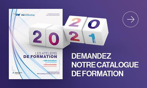Notre catalogue de formation 2020 est disponible !